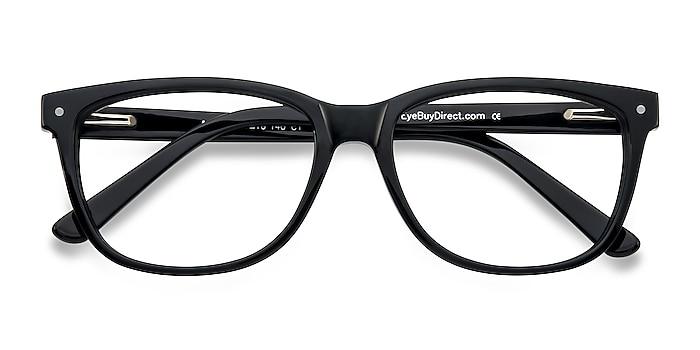 Black Allure -  Classic Acetate Eyeglasses