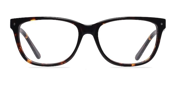 Allure Tortoise Acetate Eyeglass Frames from EyeBuyDirect