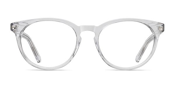 Morning Clear Acetate Eyeglass Frames