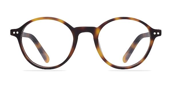 Mellow Matte Tortoise Acetate Eyeglass Frames