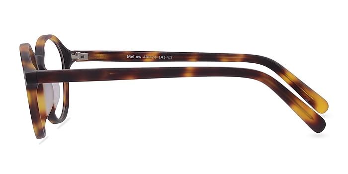Mellow Matte Tortoise Acetate Eyeglass Frames from EyeBuyDirect