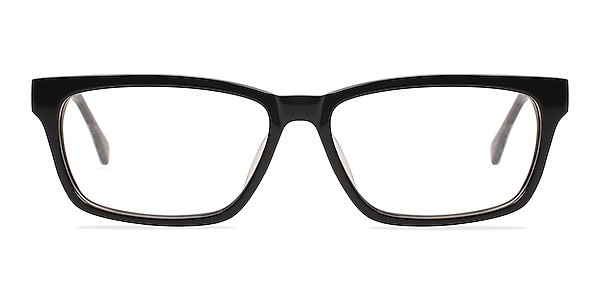 Seattle Black Acetate Eyeglass Frames