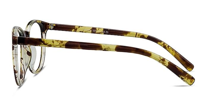 Chilling Tortoise Plastic Eyeglass Frames from EyeBuyDirect