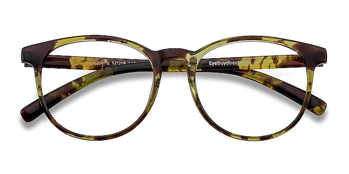 Tortoise Chilling -  Classic Plastic Eyeglasses