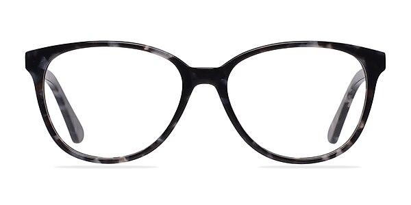 Hepburn Gray/Floral Acetate Eyeglass Frames