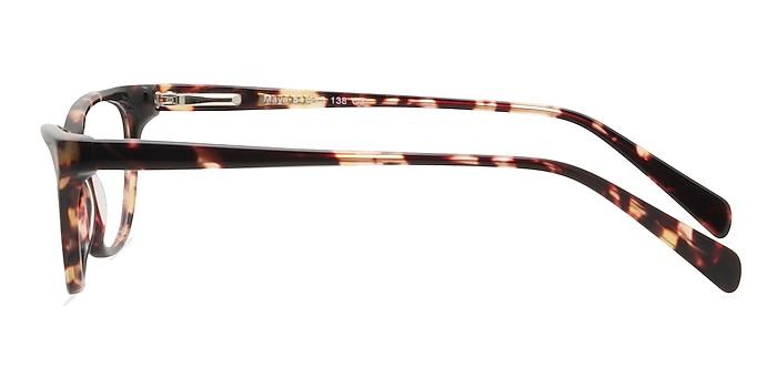 Maya Tortoise Acetate Eyeglass Frames from EyeBuyDirect