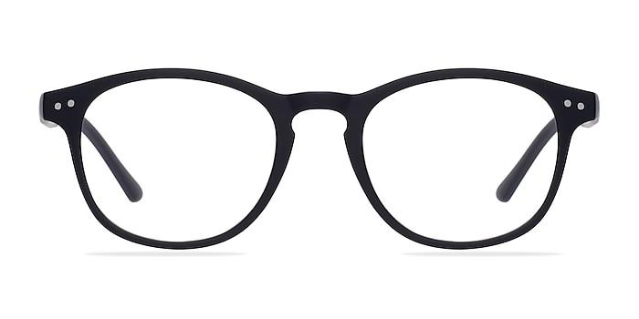 Instant Crush Matte Navy Plastic Eyeglass Frames from EyeBuyDirect
