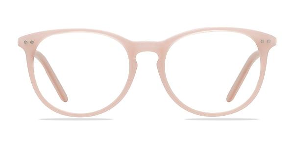 Fiction Pink Acetate Eyeglass Frames