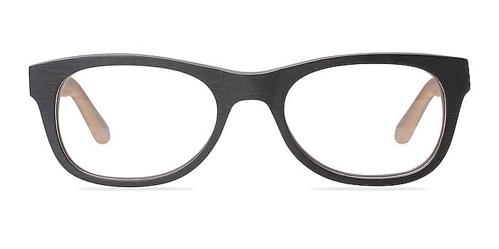 Little Panama Black Acetate Eyeglass Frames from EyeBuyDirect