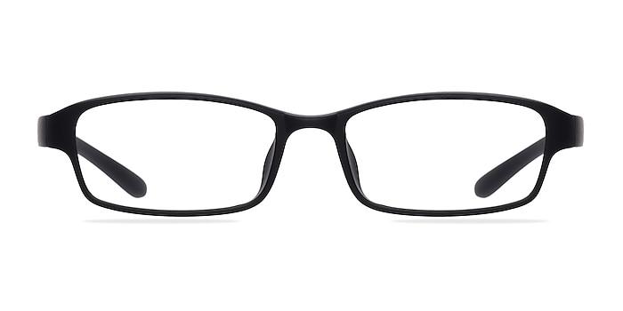 Little Preston Black Plastic Eyeglass Frames from EyeBuyDirect
