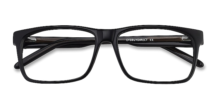 Black Sydney -  Geek Acetate Eyeglasses