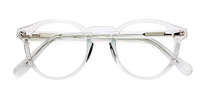 Translucent Theory -  Geek Acetate Eyeglasses