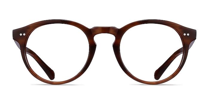 Theory Cognac Acétate Montures de lunettes de vue d'EyeBuyDirect