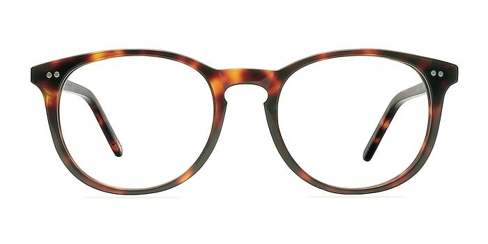Aura Warm Tortoise Acétate Montures de lunettes de vue d'EyeBuyDirect