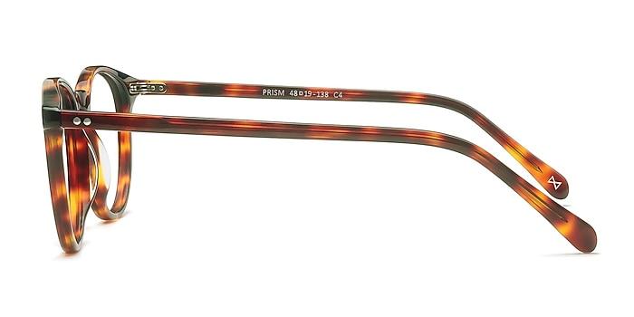 Prism Warm Tortoise Acétate Montures de lunettes de vue d'EyeBuyDirect