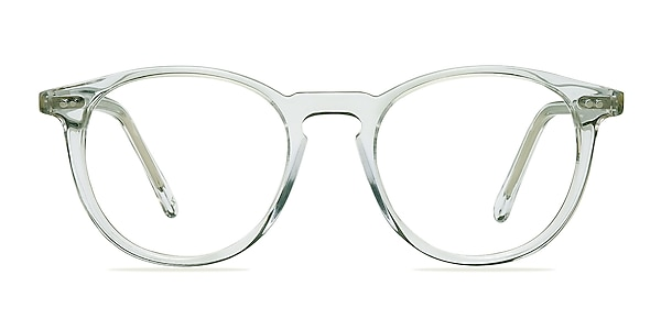 Prism Clear Acetate Eyeglass Frames