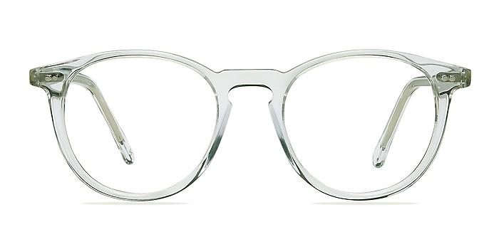 Prism Clear Acetate Eyeglass Frames from EyeBuyDirect