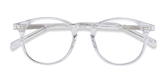 Clear Prism -  Fashion Acetate Eyeglasses