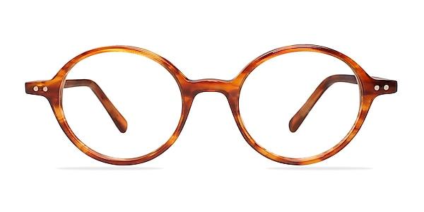 Flavor Tortoise Acetate Eyeglass Frames
