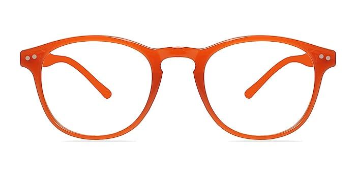 Instant Crush Orange Plastique Montures de lunettes de vue d'EyeBuyDirect