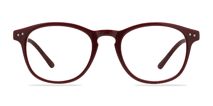 Instant Crush Red Plastic Eyeglass Frames from EyeBuyDirect