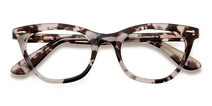 Gray Ellie -  Vintage Acetate Eyeglasses