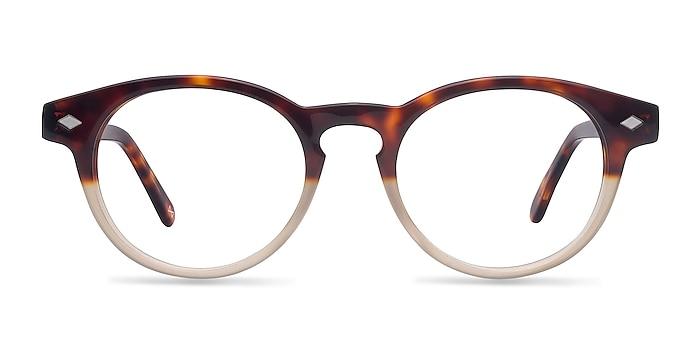 Concept Macchiato Tortoise Acétate Montures de lunettes de vue d'EyeBuyDirect