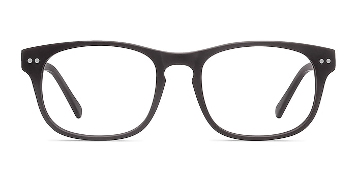 Carla Coffee Acetate Eyeglass Frames from EyeBuyDirect