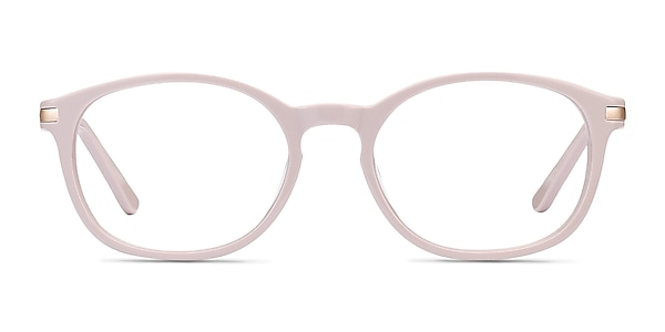 New Bedford Faded Rose Acetate-metal Eyeglass Frames