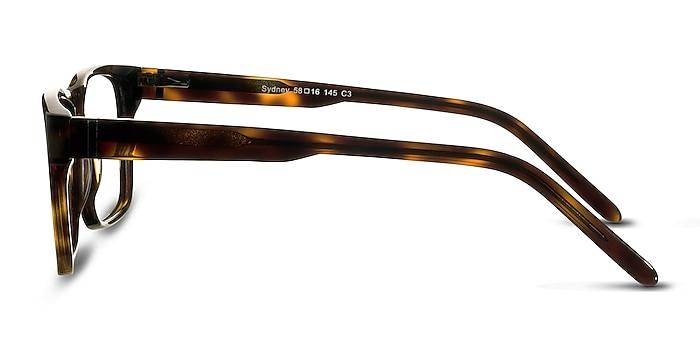 Sydney  Tortoise  Acétate Montures de lunettes de vue d'EyeBuyDirect
