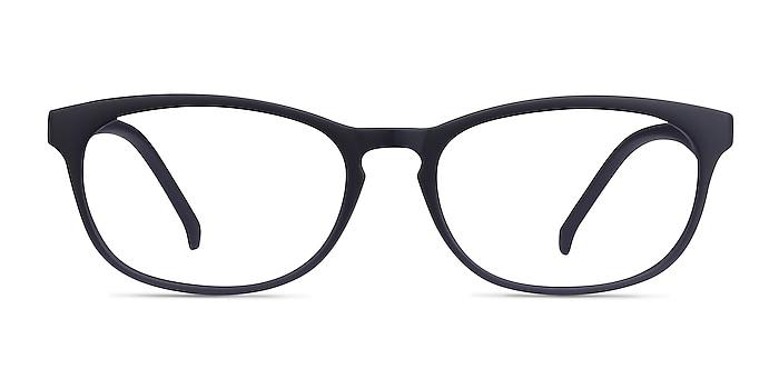 Drums Navy Plastic Eyeglass Frames from EyeBuyDirect