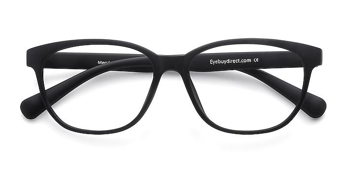 Matte Black Moody -  Classique Plastique Lunettes de vue