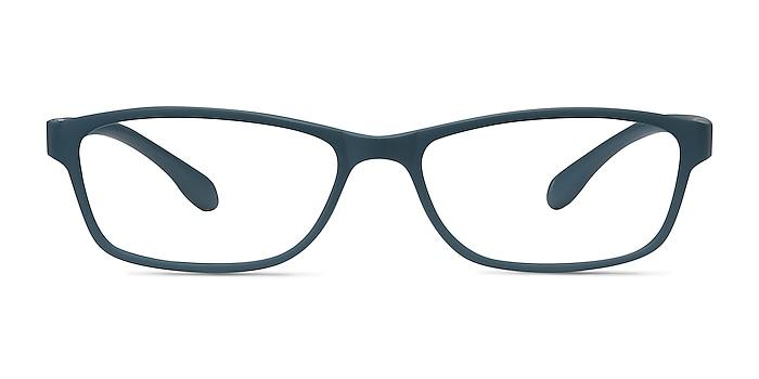 Versus Matte Green Plastic Eyeglass Frames from EyeBuyDirect