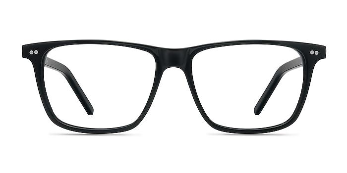 Default Black Acetate Eyeglass Frames from EyeBuyDirect