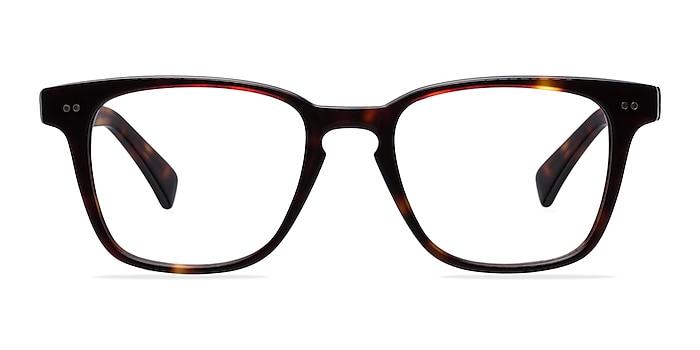 Samson Tortoise Acetate Eyeglass Frames from EyeBuyDirect