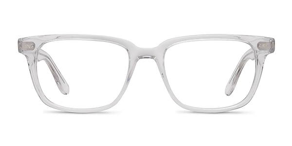 Pacific Clear Acetate Eyeglass Frames