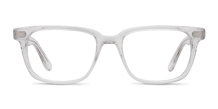 Pacific Clear Acetate Eyeglass Frames from EyeBuyDirect