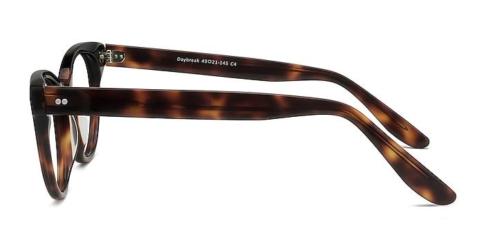 Daybreak Tortoise Acetate Eyeglass Frames from EyeBuyDirect