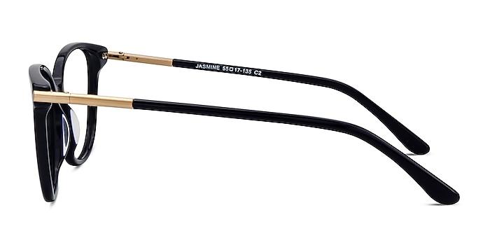 Jasmine Navy Acetate Eyeglass Frames from EyeBuyDirect