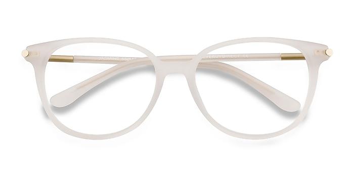 Blanc Jasmine -  Acétate Lunettes de vue