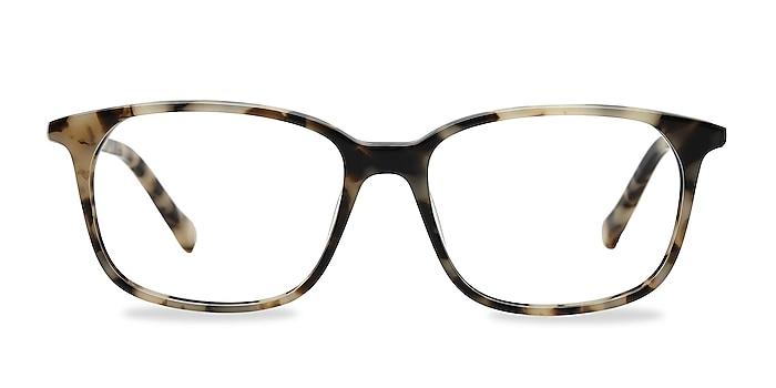 The Bay Tortoise Acetate Eyeglass Frames from EyeBuyDirect