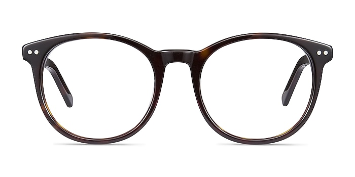 Primrose Tortoise Acetate Eyeglass Frames from EyeBuyDirect