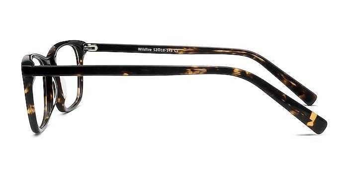 Wildfire Tortoise Acetate Eyeglass Frames from EyeBuyDirect
