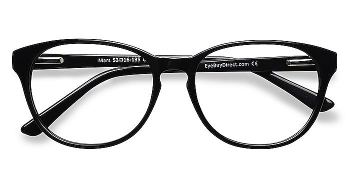 Black Mars -  Acetate Eyeglasses