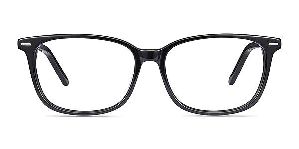 Seapoint Black Acetate Eyeglass Frames