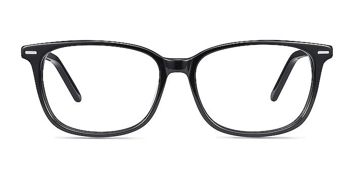 Seapoint Black Acetate Eyeglass Frames from EyeBuyDirect