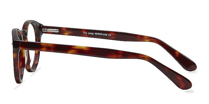 The Loop Écailles Acétate Montures de lunettes de vue d'EyeBuyDirect
