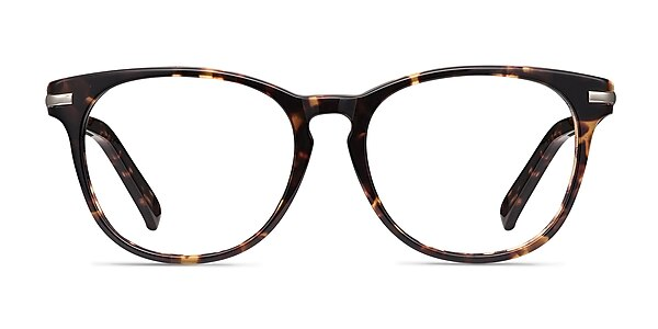 Decadence Tortoise Acetate-metal Eyeglass Frames