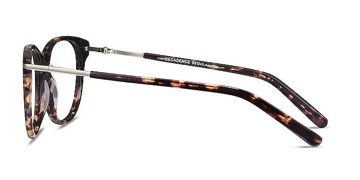 Decadence Tortoise Acetate-metal Eyeglass Frames from EyeBuyDirect
