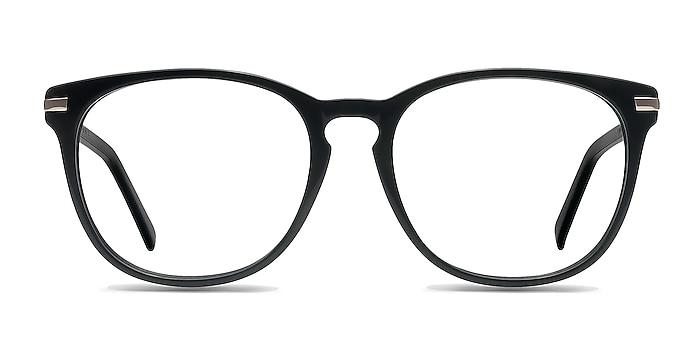 Decadence Black Acetate-metal Eyeglass Frames from EyeBuyDirect